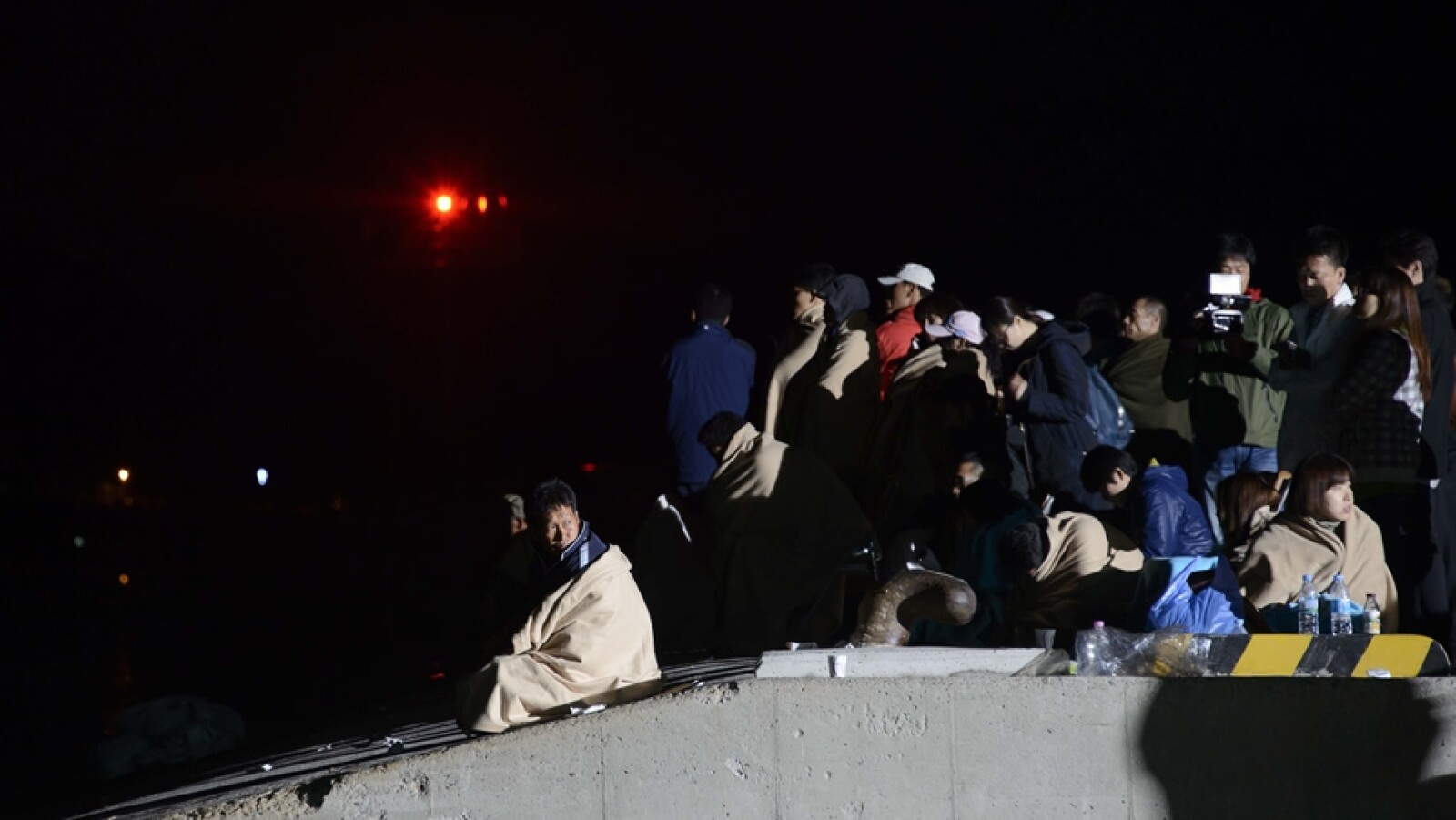 Unas 179 personas han sido rescatadas, según medios locales. El número exacto de desaparecidos no está claro