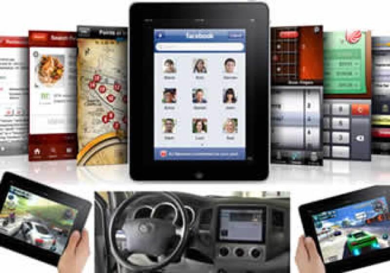 Puede servir como un poderoso GPS o para entretener a tus hijos con películas. (Foto: Autocosmos.com)