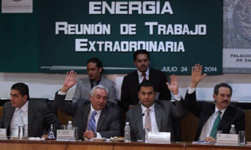 Este viernes, la Comisión de Energía discutirá la Ley de Presupuesto y Responsabilidad Hacendaria. (Foto: Cuartoscuro)