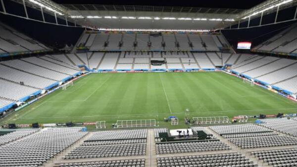 Arena Corinthians, Sao Paulo