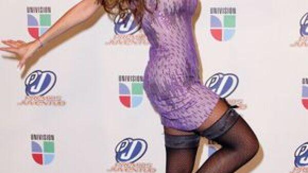 La actriz y cantante dijo extrañar a sus compañeros Maite Perroni, Dulce María, Poncho Herrera, Cristopher Uckerman y Cristian Chávez.