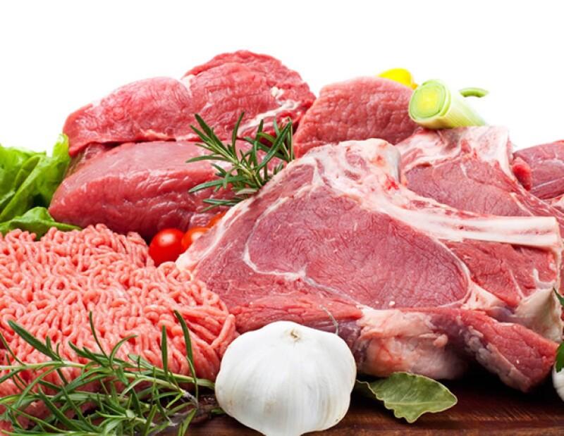 Tener una dieta basada en carnes rojas puede ser malo para la salud si consumida en exceso.