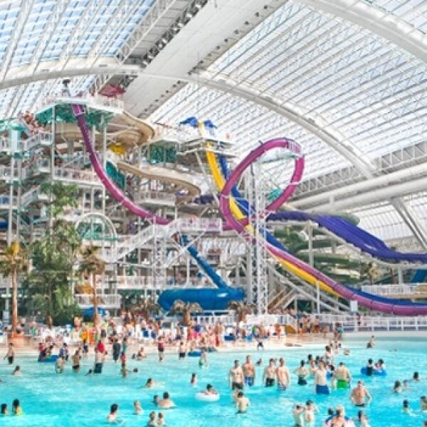 World Waterpark parque acuatico