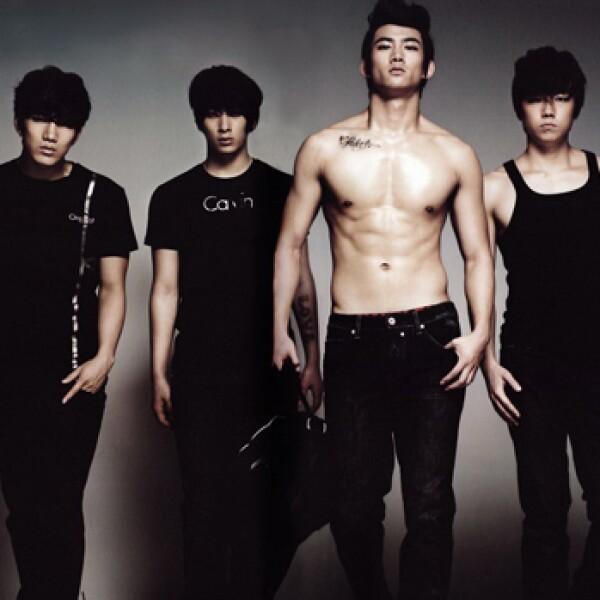 2 PM es una boyband coreana formada por Jun K, Nichkhun, Taecyeon, Wooyoung, Junho y Chansung. Seis k-popers que te harán replantear tu hotlist habitualmente hollyoodense.