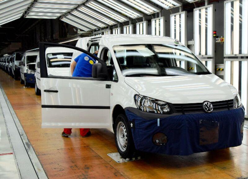 autos de Volkswagen