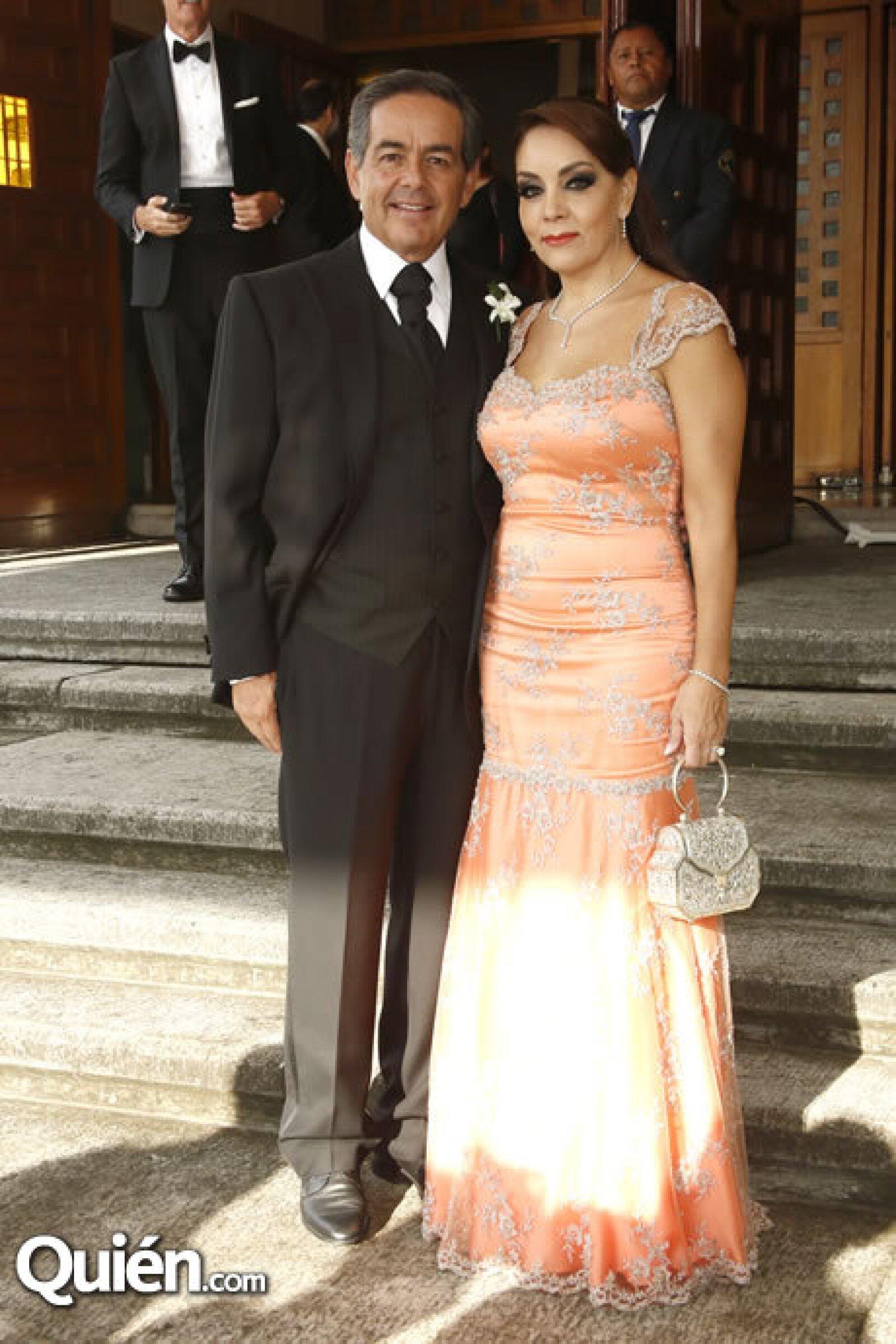Daniel e Isabel Goñi