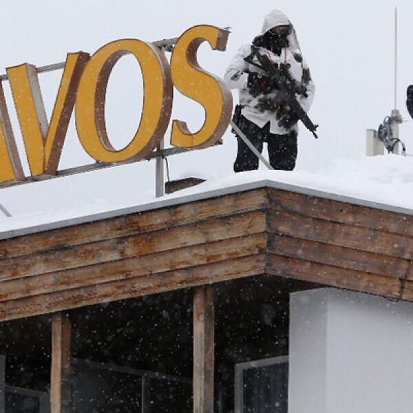 El WEF se llevará a cabo del 22 al 24 de enero en Suiza, donde, bajo un fuerte dispositivo de seguridad, participarán jefes de Gobierno y de Estado, entre ellos el presidente de México, Enrique Peña Nieto.