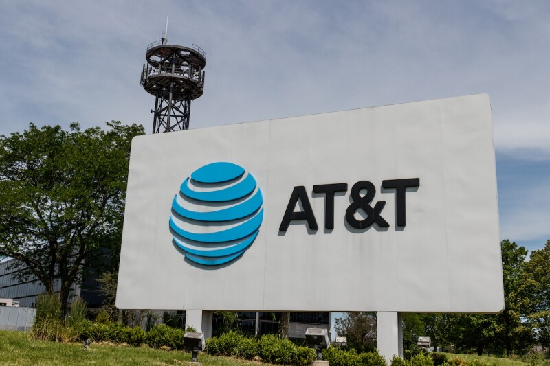 AT&T central office. AT&T wrapped up its merger with WarnerMedia and now controls HBO, CNN and DirecTV