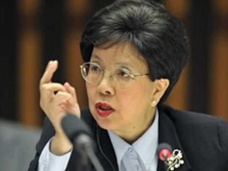 Margaret Chan, directora general de la Organización Mundial de la Salud (OMS). (Foto: AP)