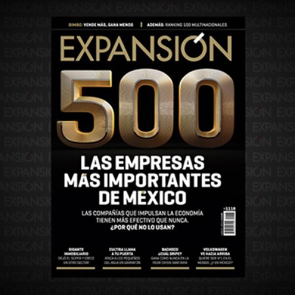 La entrante administración de Enrique Peña Nieto prometió las reformas. Las 500, con más efectivo que en muchos años anteriores, frenan sus inversiones a la espera de las nuevas reglas, principalmente en energía y telecomunicaciones.