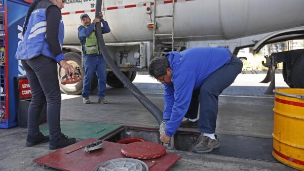 Desabasto Combustible Zapopan.