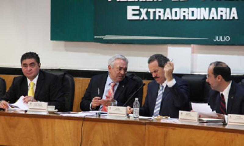 La Comisión reanudará sus trabajos el miércoles. (Foto: Cuartoscuro)