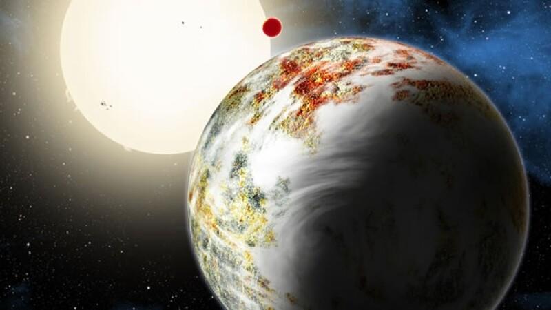 El nuevo planeta que dejó sorprendido a los astrónomos por sus características
