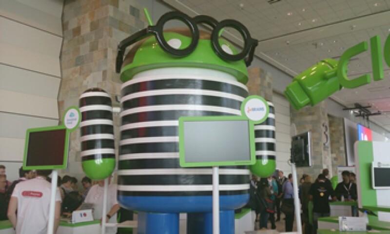 El anuncio fue hecho en el Moscone Center, en San Francisco, California. (Foto: Francisco Rubio)