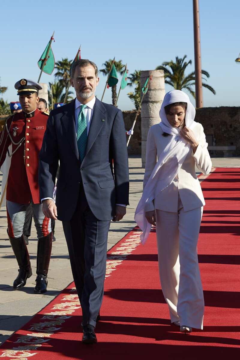 Day 2 - Spanish Royals Visit Morocco