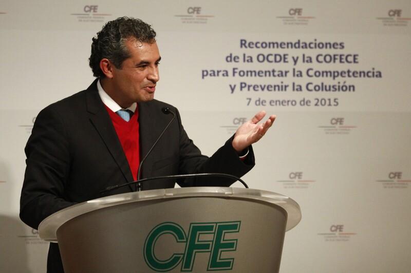 Enrique Ochoa Reza ha ocupado cargos en dependencias relacionadas al sector energético del país.