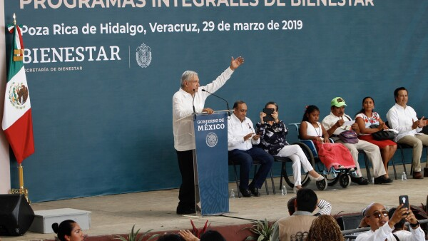 AMLO Veracruz
