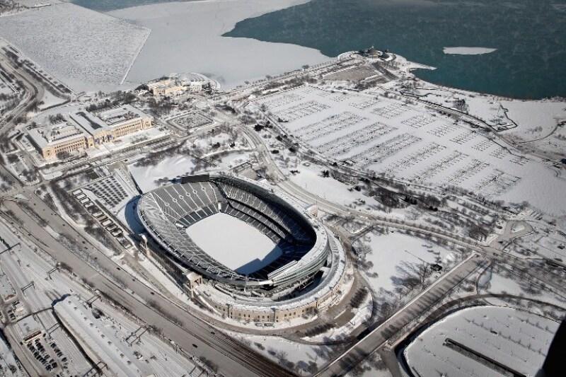 Chicago frio contelado