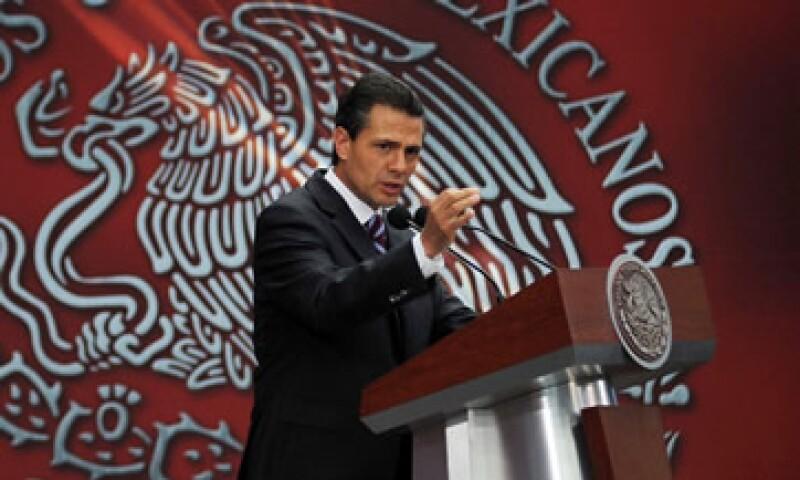 El Gobierno federal ha defendido que el impacto de las reformas se verá hacia el final del sexenio de Enrique Peña Nieto. (Foto: Notimex)