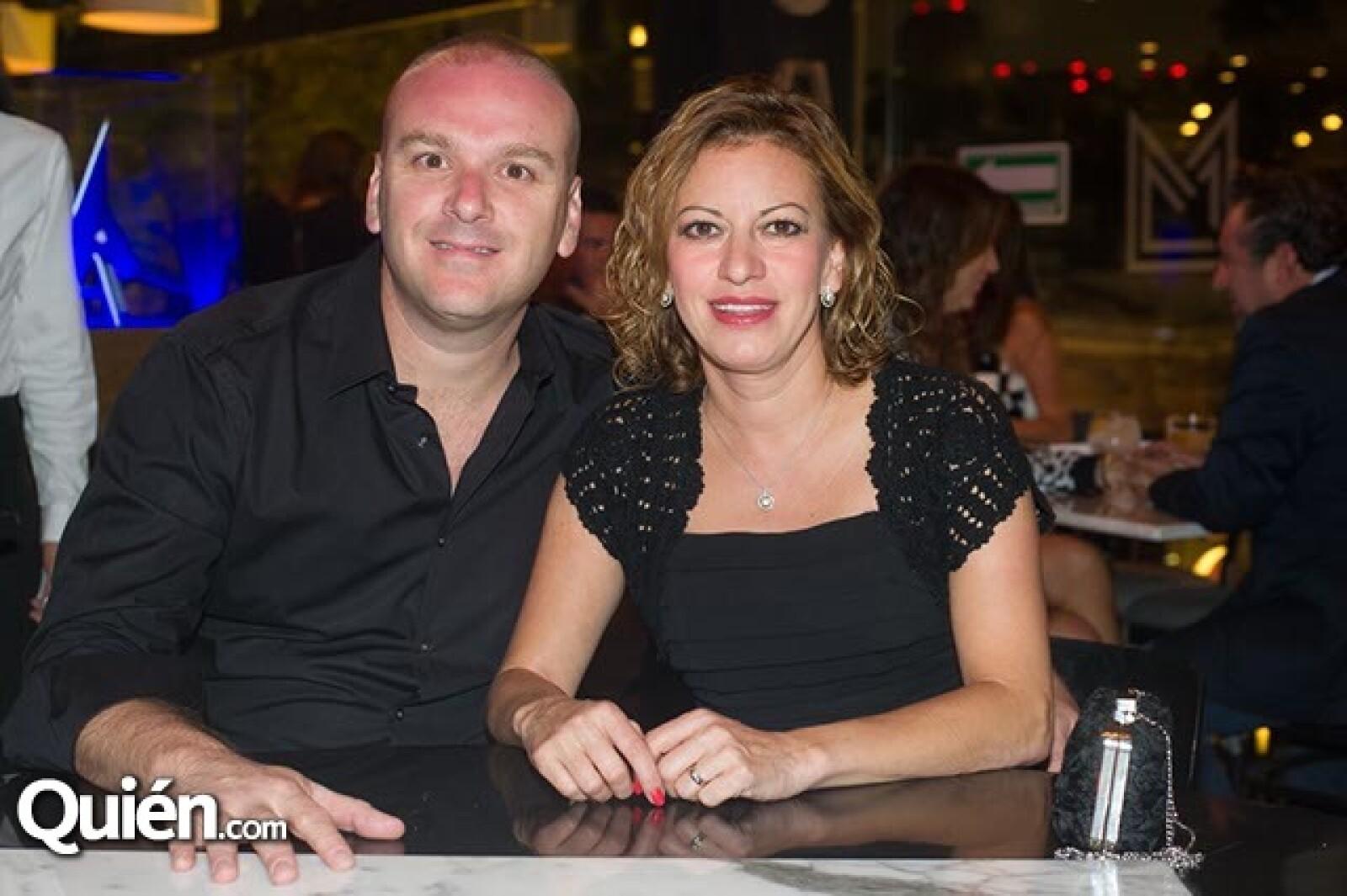 Sandro y Andrea Parra