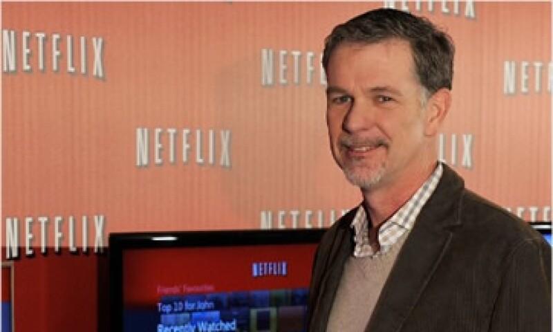 Reed Hastings es cofundador de Netflix y miembro del consejo de Facebook.  (Foto: Cortesía CNNMoney)