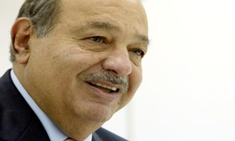 El empresario Carlos Slim fue consejero desde mayo de 2010 de la antigua Criteria CaixaCorp. (Foto: Reuters)