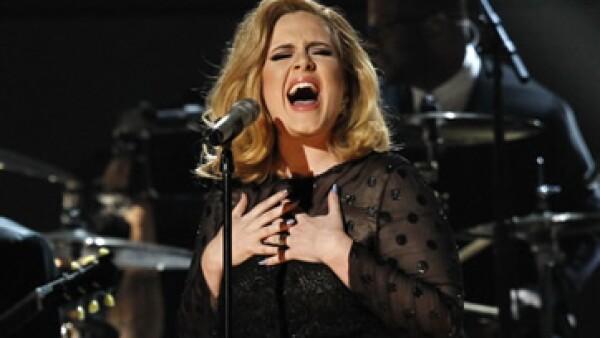 El álbum de Adele titulado 25 fue la sensación de 2015, dijo la IFPI. (Foto: Reuters )