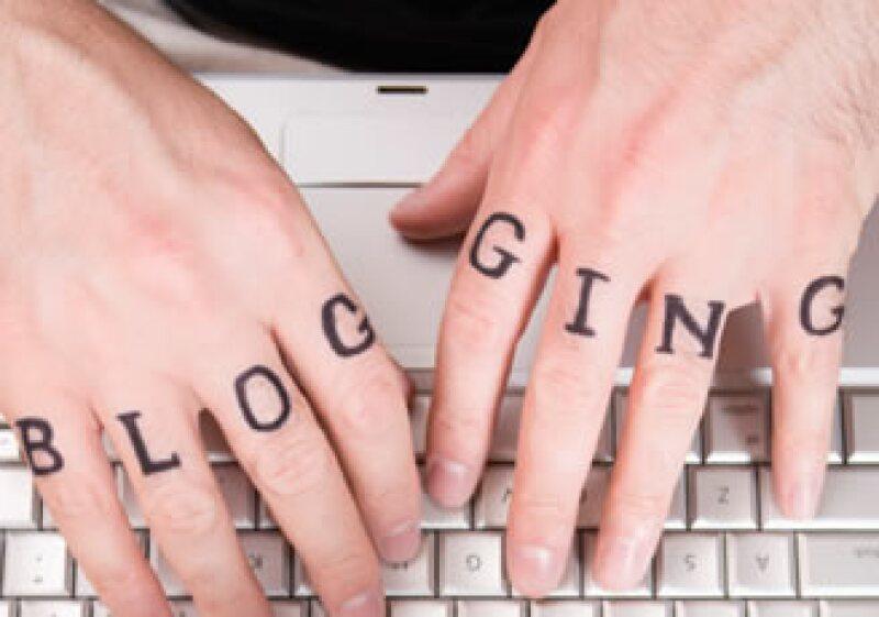 Para impresionar a un reclutador, tu blog debe hablar más de tu vida profesional, que de la social. (Foto: Jupiter Images)
