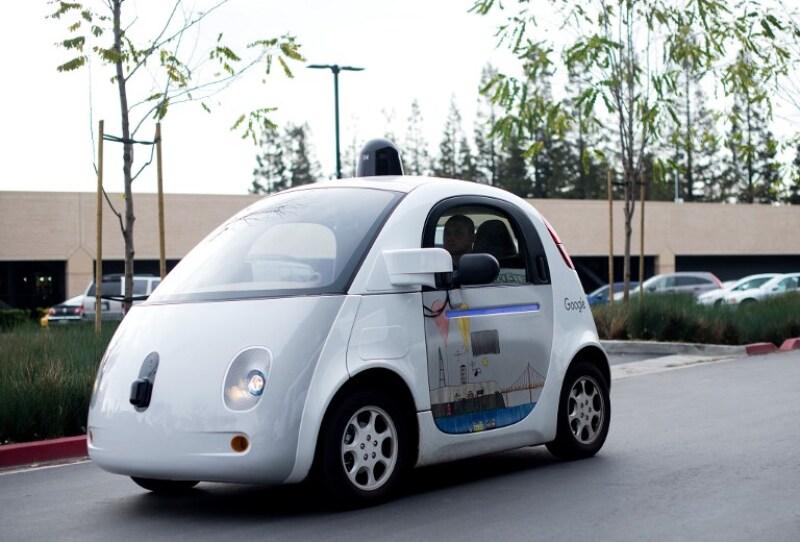 Los vehículos de Google utilizarán diferentes tonos de claxon dependiendo la situación en la que se encuentren.