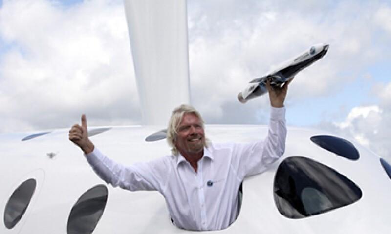 Más de 800 pasajeros se han inscrito para ser los pioneros de los vuelos de Richard Branson. (Foto: Getty Images)