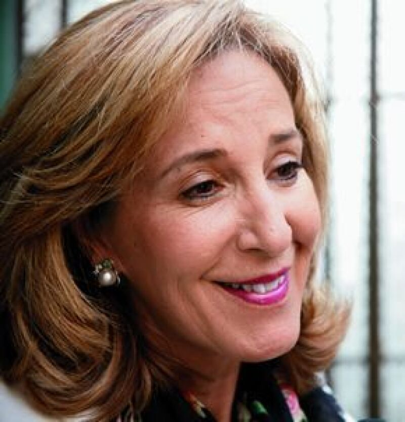 En cuanto Denise me invitó a formar parte del proyecto no lo dudé: María Elena Morera Galindo.