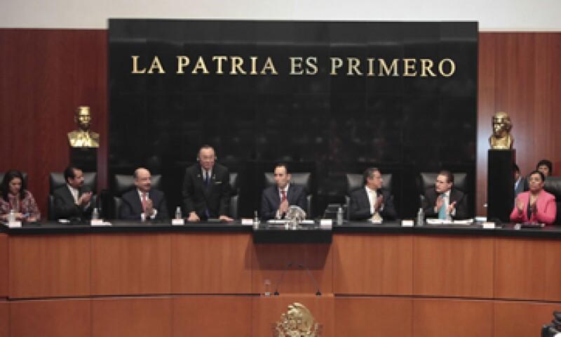 El Senado es el encargado constitucionalmente de elegir a los ministros de la Suprema Corte (Foto: Cuartoscuro/Archivo )