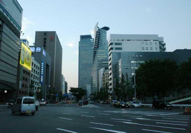 Edificios japon