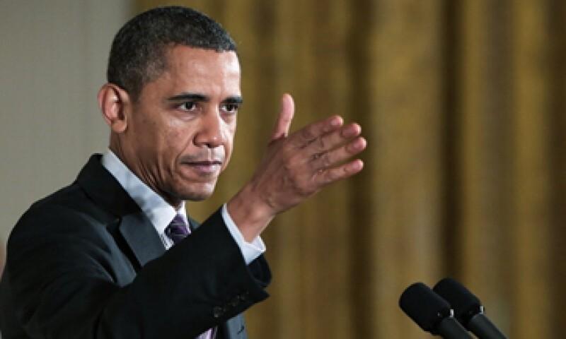El presidente Barack Obama ha propuesto que se prohiban armas y cargadores de alta capacidad.    (Foto: AP)