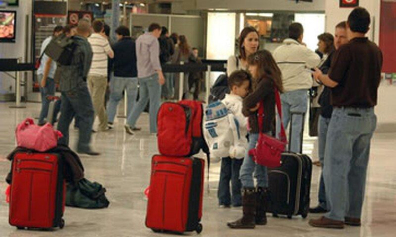El AICM brindó atención personalizada a 405,603 viajeros en el periodo. (Foto: Archivo)