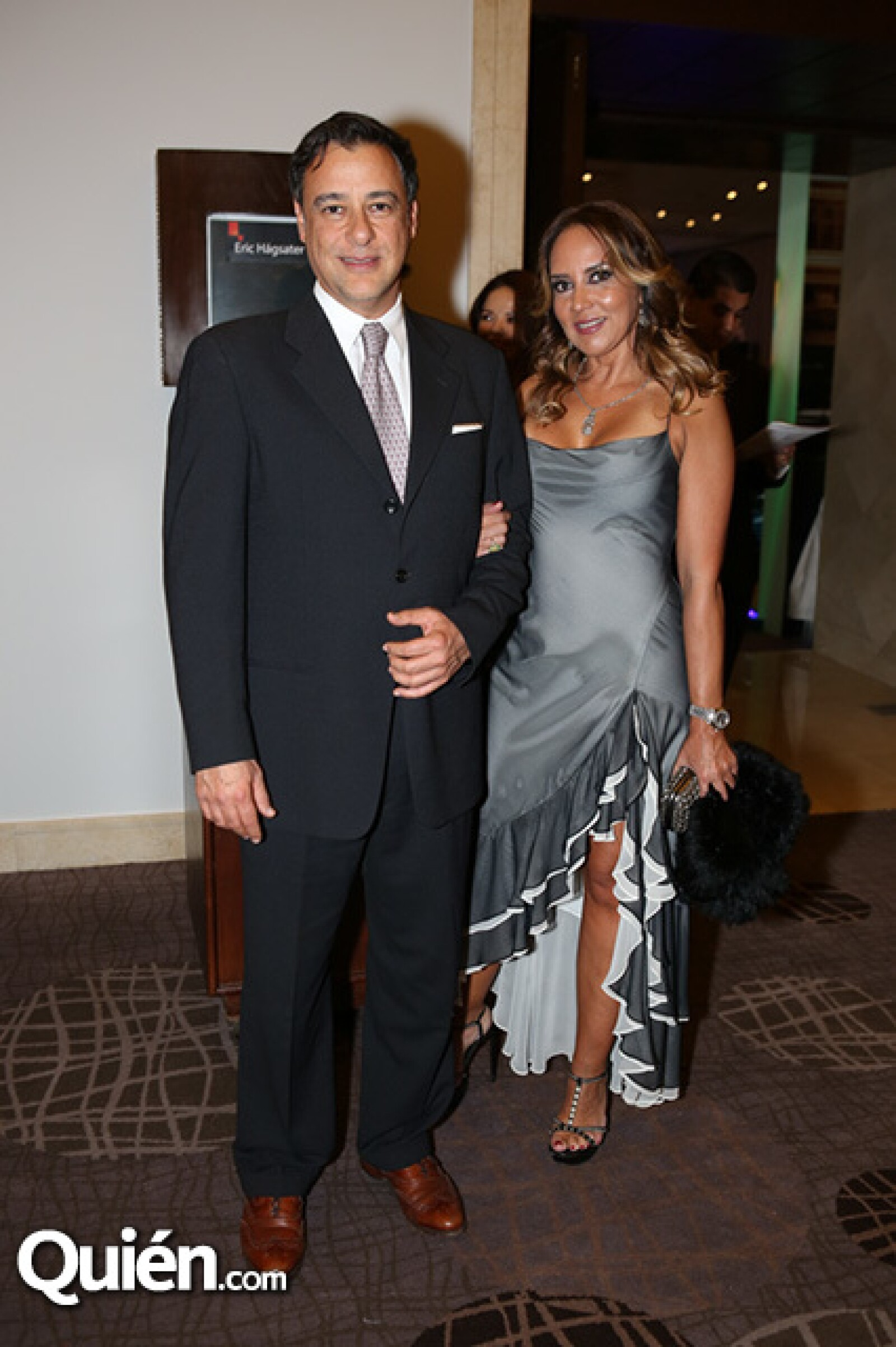 Jorge Romero y Sabrina Herrera