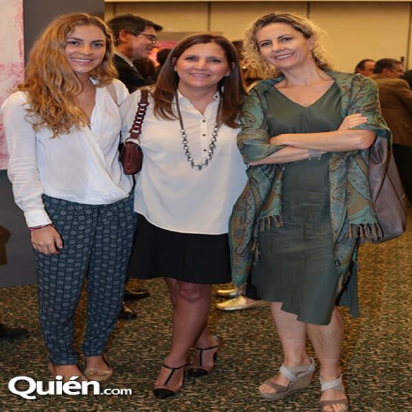 Francisca Lopez,Tamy Pani,Sandra Paniu