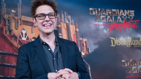 James Gunn director de Guardians of the Galaxy