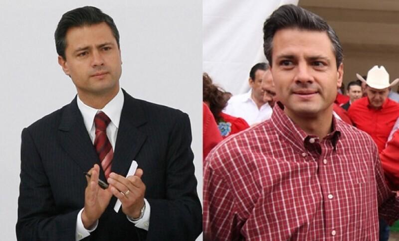 Peña Nieto se comprometió a cumplir con cientos de compromisos. Según su equipo de trabajo, la gran mayoría quedarán cumplidos.