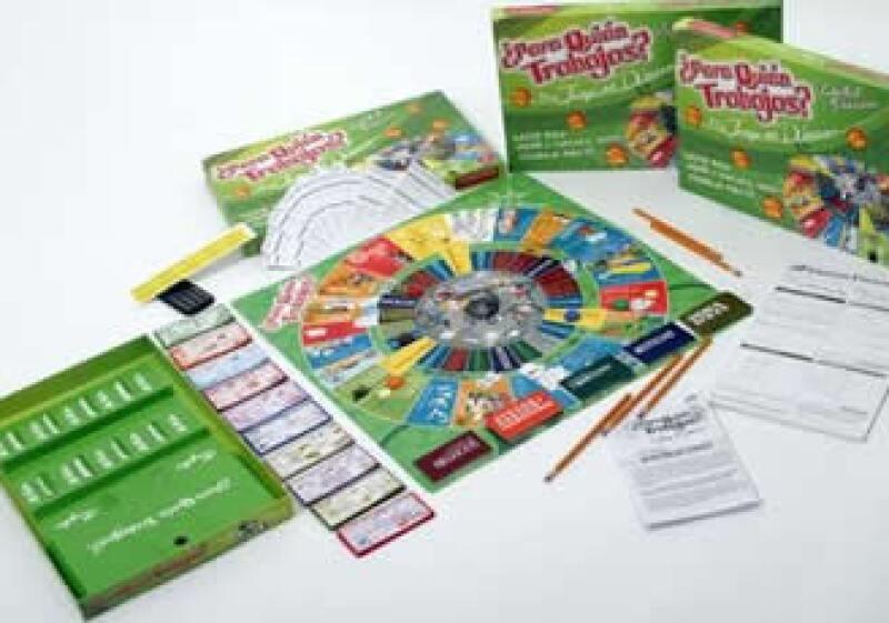 Los juegos se ofrecen como soporte en los talleres de formación financiera.  (Foto: Cortesia: Liverti)