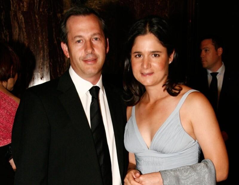 Lorena Ochoa dejó a un lado su carrera profesional, para dedicarse de lleno a su familia.