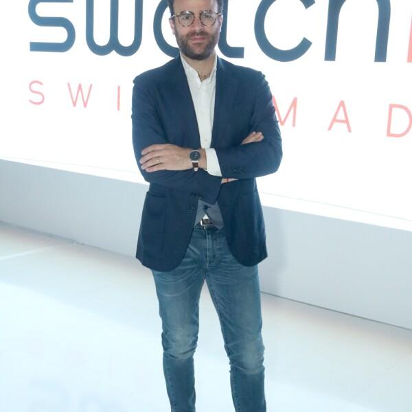Lanzamiento Skin Irony de Swatch