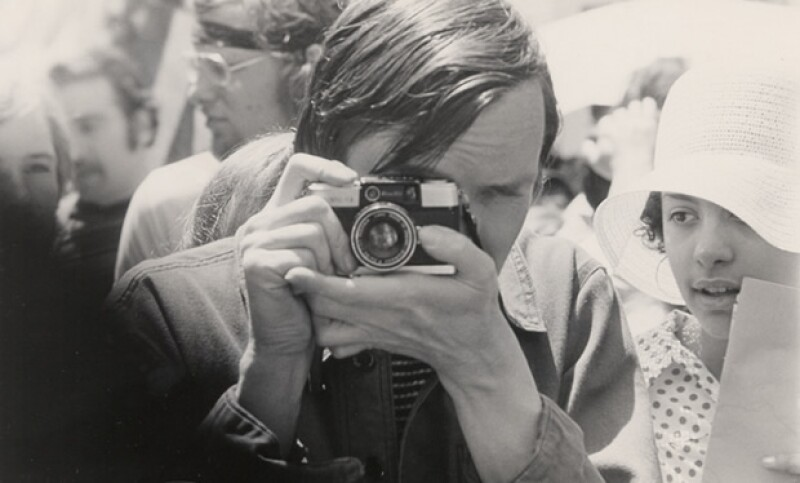 Desde muy joven, Bill siempre fue amante de la fotografía