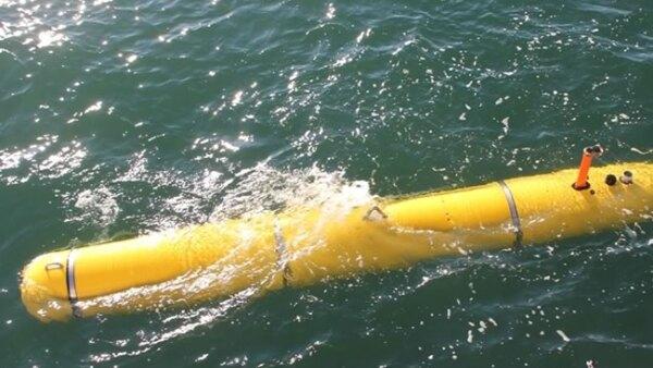Bluefin-21, el dron submarino