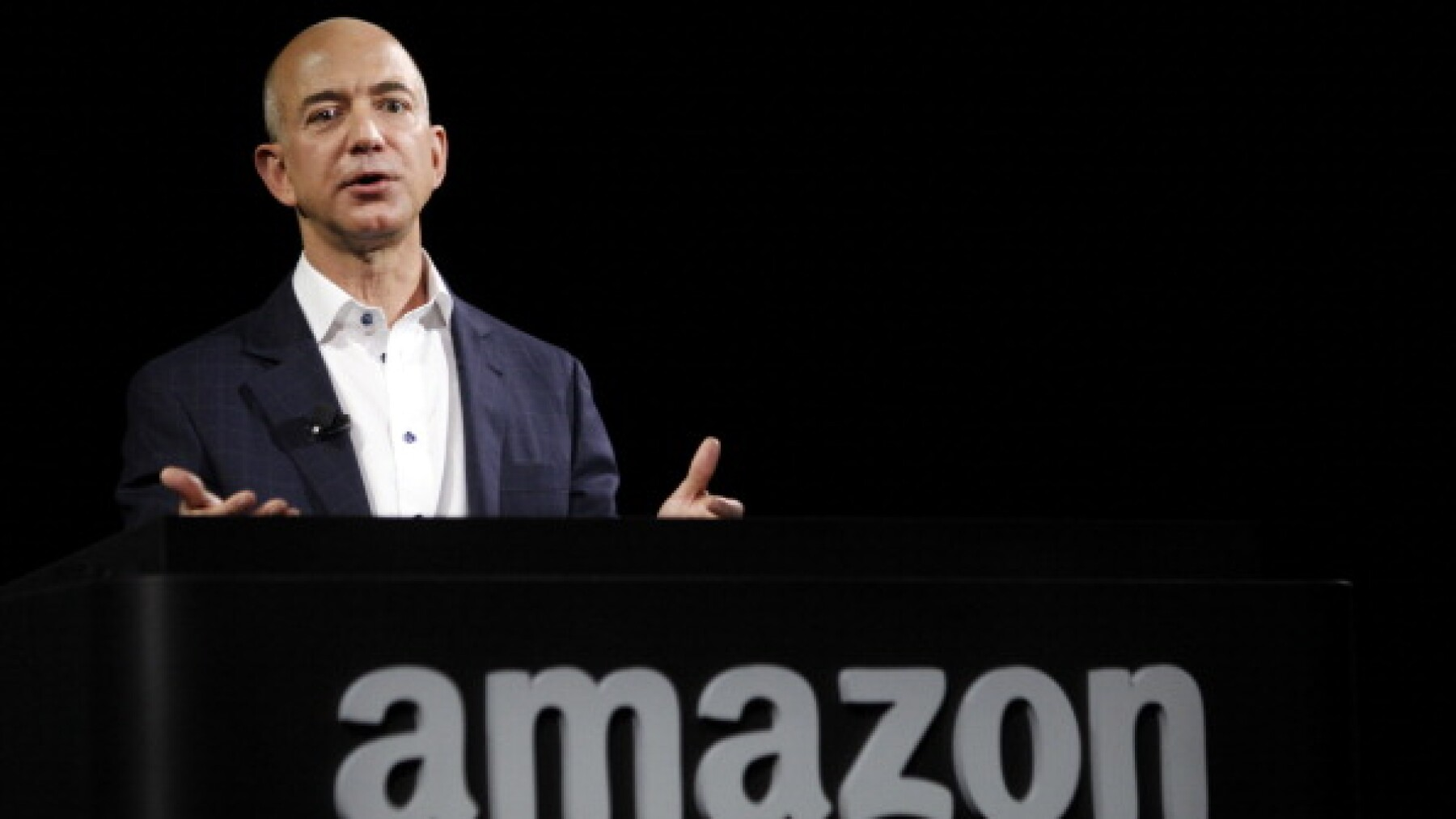 El fundador de Amazon no es un simpatizante de la campaña presidencial del aspirante republicano.