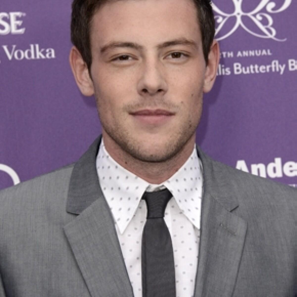 "Fallece Cory Monteith, protagonista de ""Glee"""