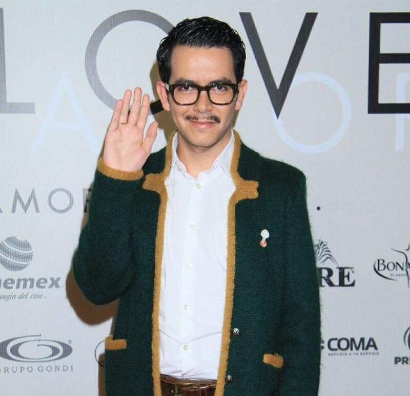 """Manolo Caro estrenará este verano """"Amor de mis Amores"""", su segunda película."""