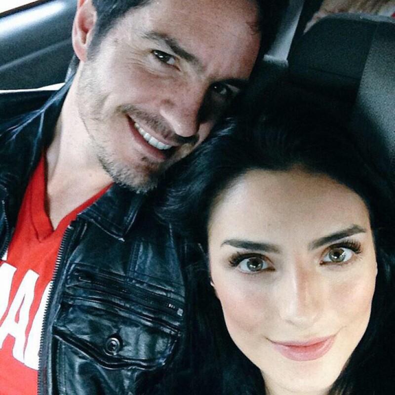 La pareja de actores que se comprometió en noviembre pasado reveló que han atravesado por etapas difíciles como consencuencia del carácter fuerte de ambos.