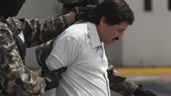 Joaquín Archivaldo Guzmán Loera tenía una fortuna estimada en 1,000 millones de dólares.(Foto: Cuartoscuro)