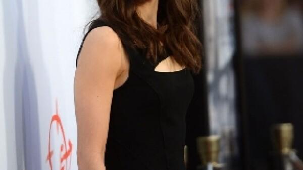 La actriz declaró este viernes que es lesbiana con un sentido discurso durante una conferencia sobre los derechos de los homosexuales en Las Vegas.